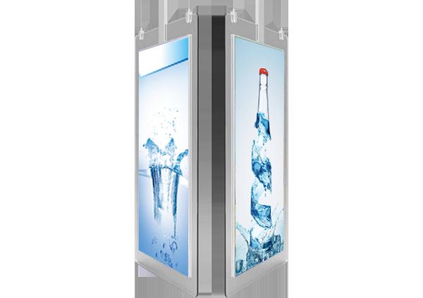 43寸安卓双面超薄双面广告机