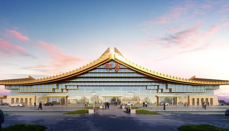 喜报!永大电梯承建邢台机场项目全系列电梯解决方案