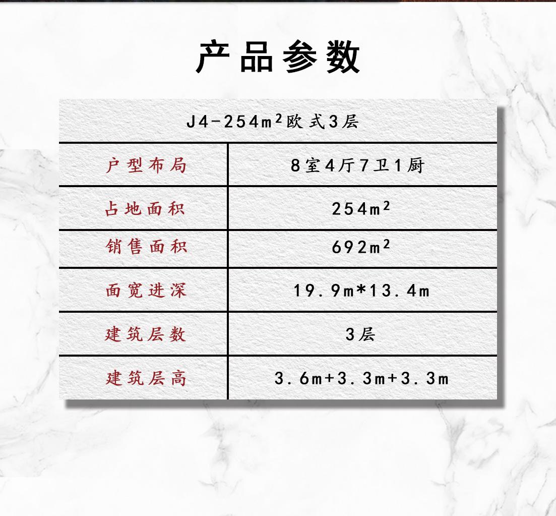 J4 254平3层