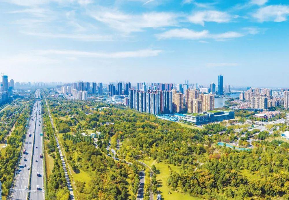 醇熟配套   NCSI园区,一座宜居宜业的活力新城即将起航