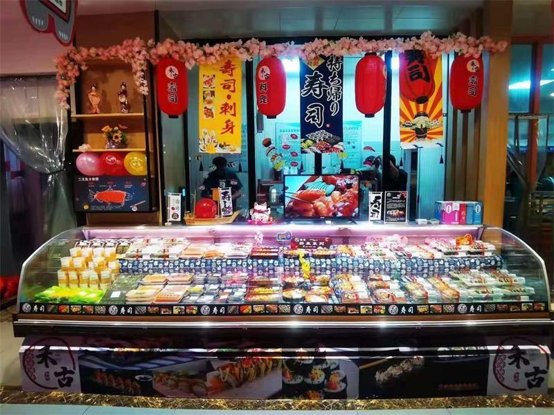 禾古寿司——济南高新区圣豪万达店