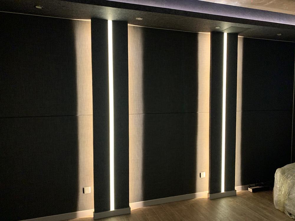 北京丽斯别墅影音室声学装修项目