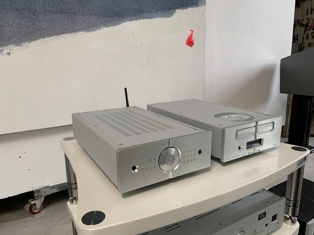 画家的选择 艾格斯顿妮可EVO音箱+VTL电子管功放