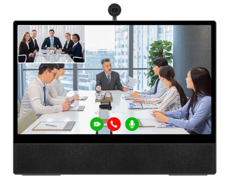 慧为智能携视频会议系列产品亮相InfoComm China 2021