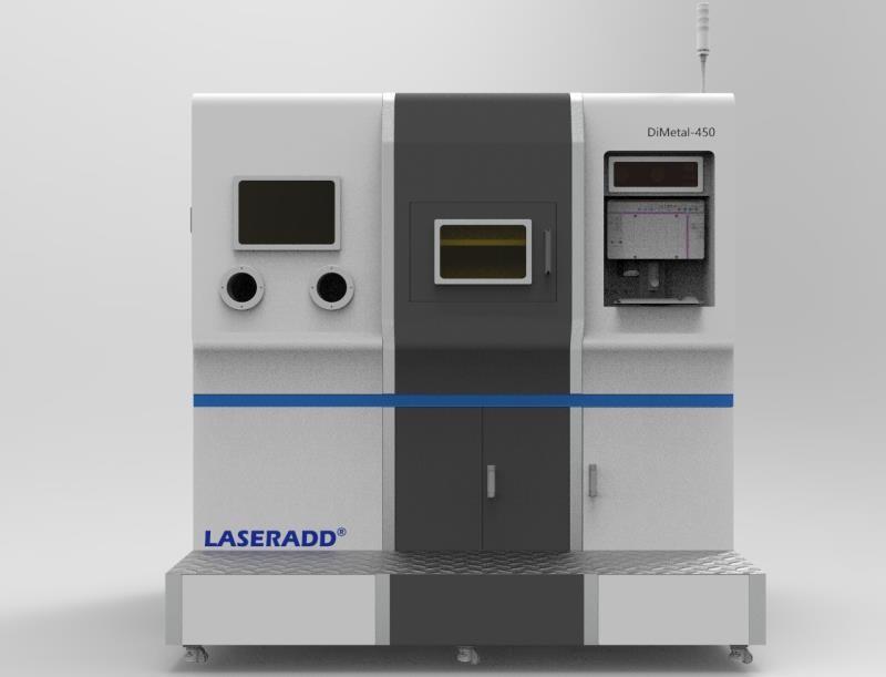 DiMetal-450 多激光同幅面大尺寸金属3D打印设备