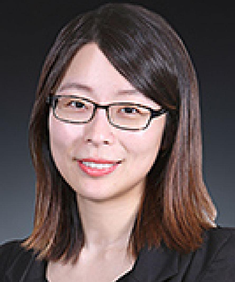 朱玉琦Sarah Zhu