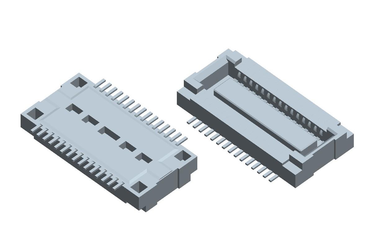 0.4 BTB 1.5H 40PIN F-CONN-5.007