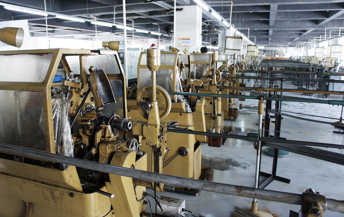 自動旋盤加工センターの簡単な紹介