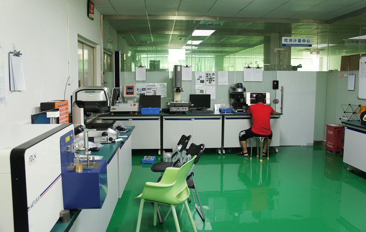 テストおよび測定センター