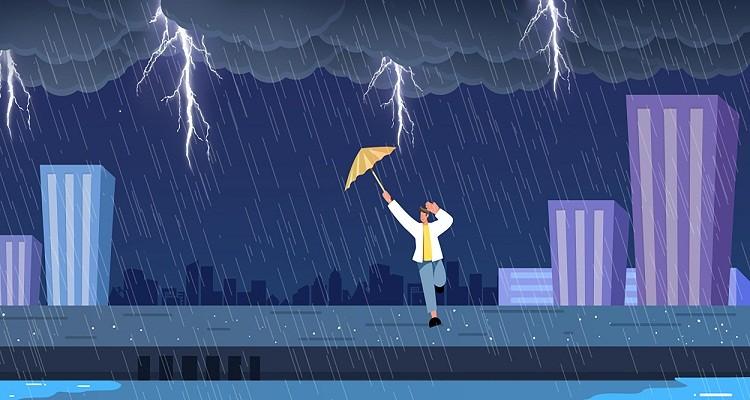 暴雨自救指南,如何在暴雨中保护自己