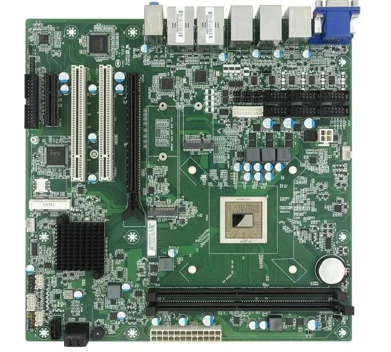 高性能Micro ATX工业主板 支持丰富的嵌入式应用