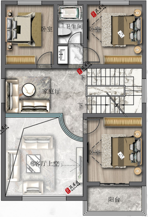 筑屋匠别墅理念:设计源于生活,生活因设计而美
