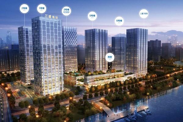 火爆楼盘!福州三盛滨江国际售楼处电话-位置-最新房价曝光【官】