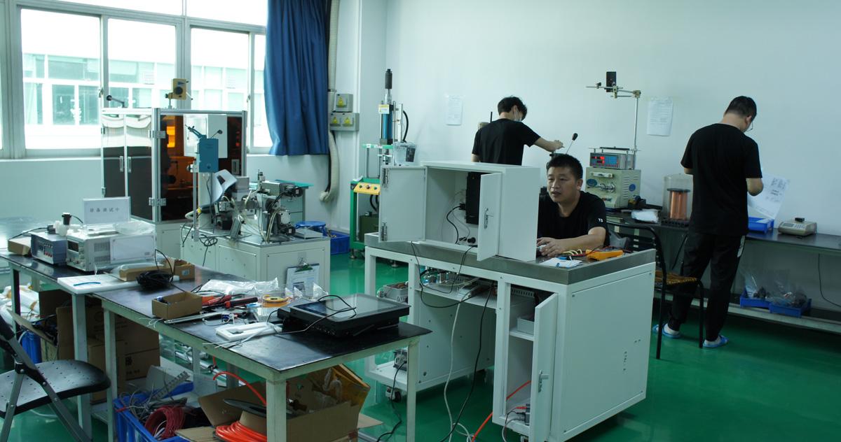 金属材料改性实验室