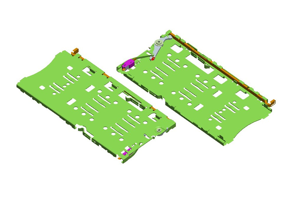3 IN 1 CARD HOLDER (DoubLe NANO+T Card)-1.061A0
