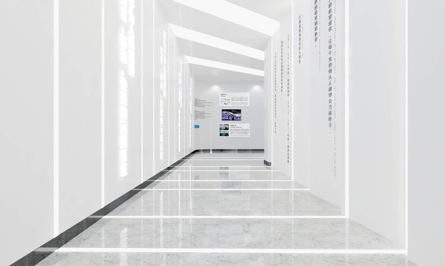 文化长廊——时间长廊