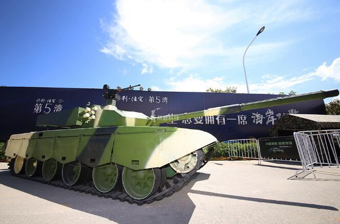 军事展览更适宜展出哪些坦克模型