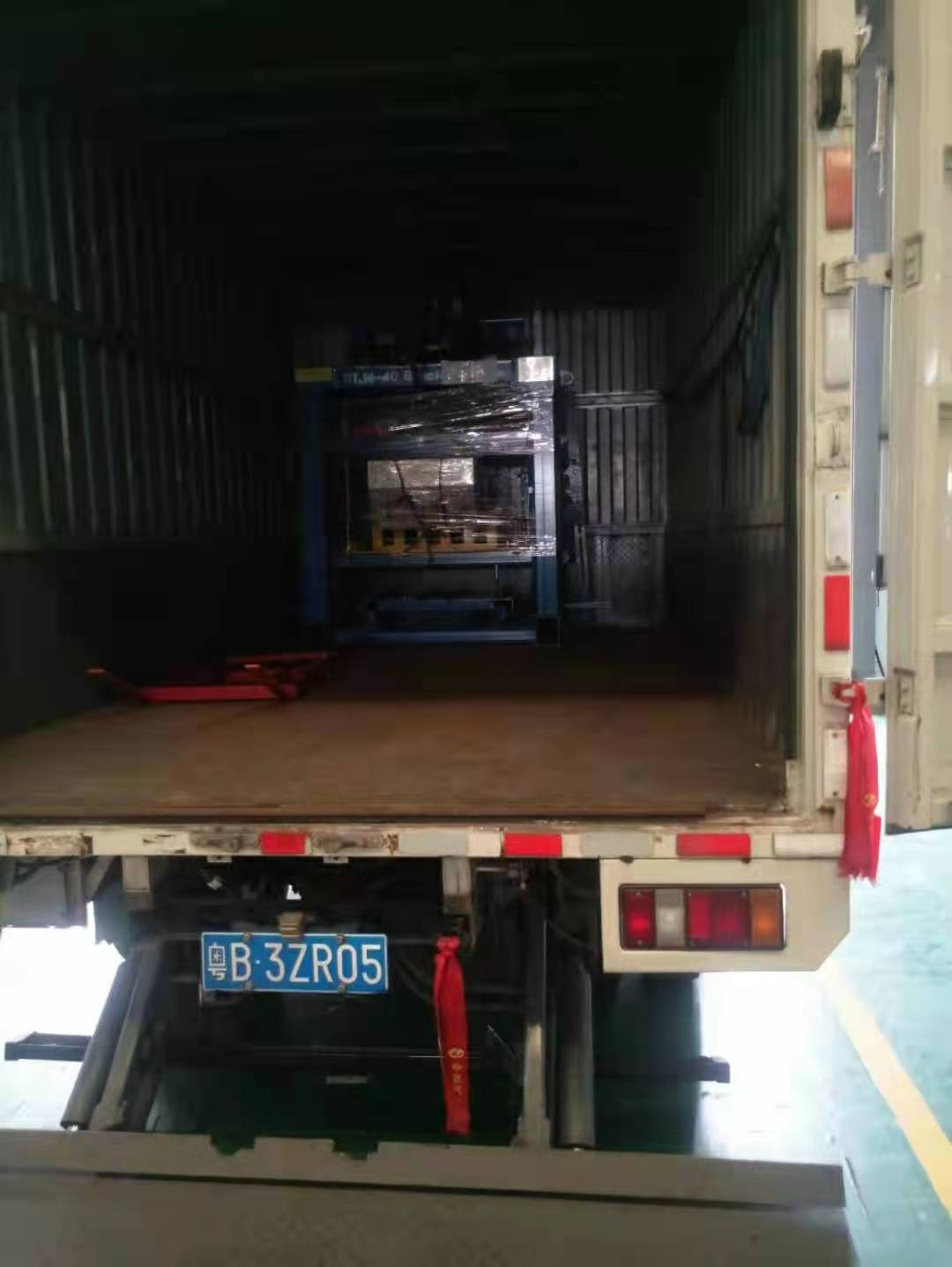 半自动QTY4-40ii发往肯尼亚