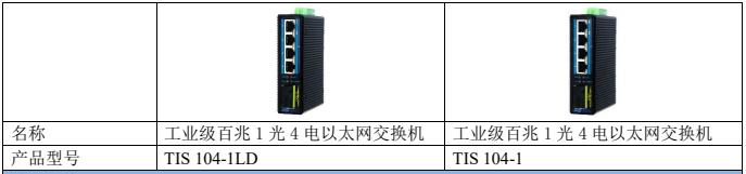 非网管光电以太网交换机