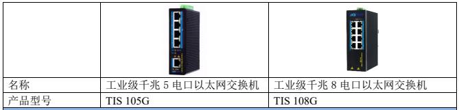 非网管电口以太网交换机