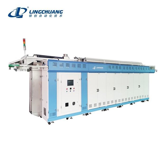 全自动隧道式服装熨烫整型机 QX-1000(蒸汽外接型)