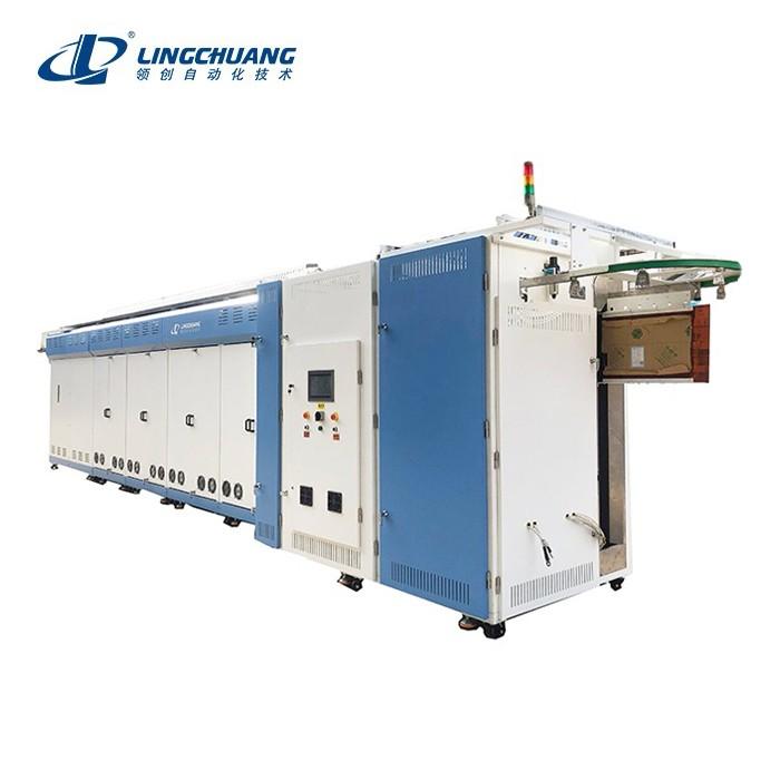 全自动隧道式服装熨烫整型机 QD-1000 (免外接蒸汽型)
