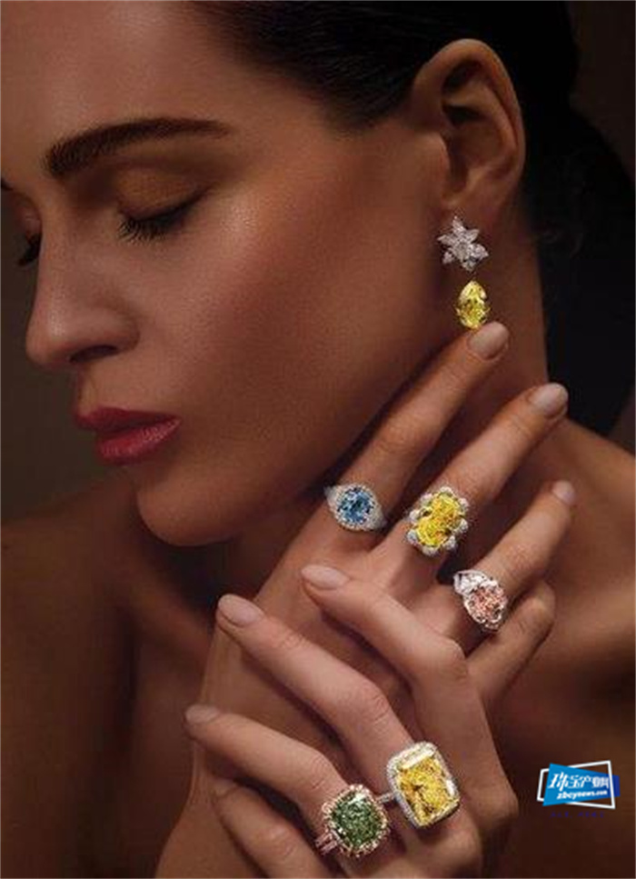 高级珠宝品牌MONETA入驻中国15周年 专注彩钻领域谱写华彩篇章
