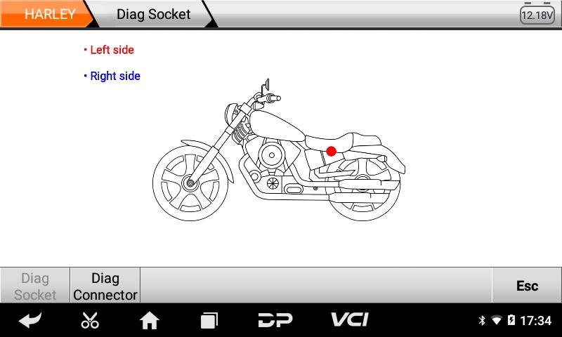 iScan Harley