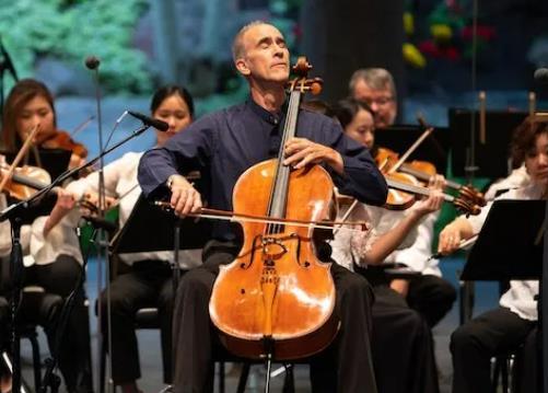 纽约爱乐首席大提琴家卡特·布雷采访谈及从柯蒂斯音乐学院离职