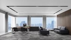 在办公室设计中,老板办公室应该怎么设计?