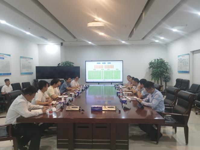 龙华建设赴深圳市特区建设发展集团调研学习