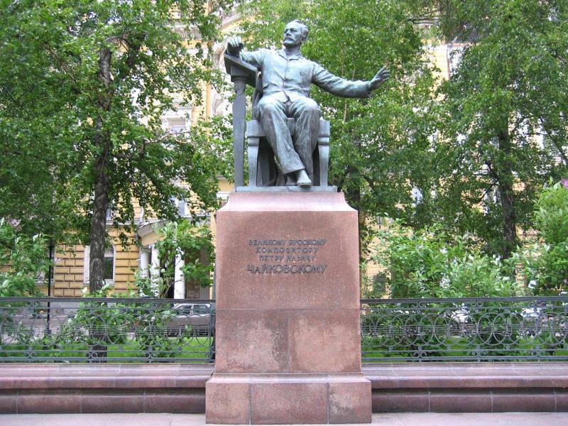 俄罗斯莫斯科柴可夫斯基音乐学院