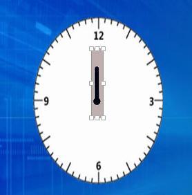 8.3.6 表盘时钟显示