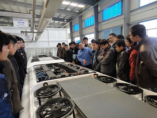 2011年新同创空调开机服务会顺利召开