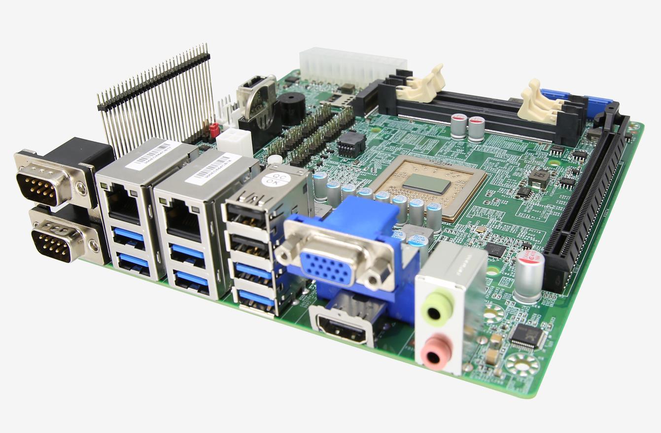 以用户需求为导向,桦汉科技推出高弹性可定制mini-ITX工业主板