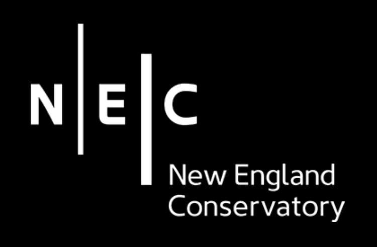 2022年秋季美国波士顿新英格兰音乐学院招生简章