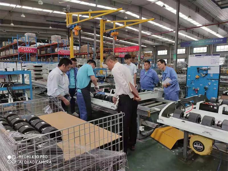 热烈祝贺苏州新同创IATF16949质量体系换证审核顺利通过