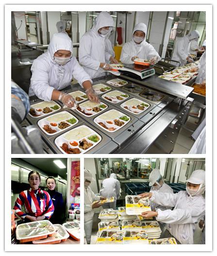 中央厨房 / 青岛高铁中央厨房完工