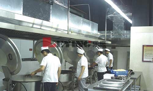 中央厨房 / 太原铁路局中央厨房