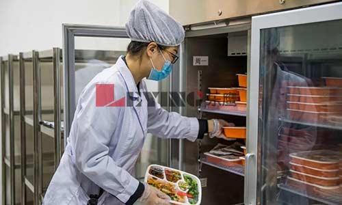 中央厨房 / 武汉铁路局中央厨房