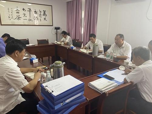 集团安全保障工作组 到苏创公司检查指导节日火狐体育ios下载安全工作