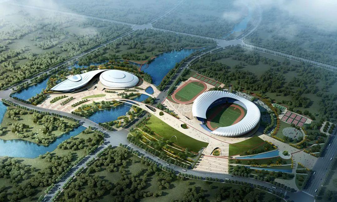 重磅!广州电缆助力建设广东省省运会主场馆