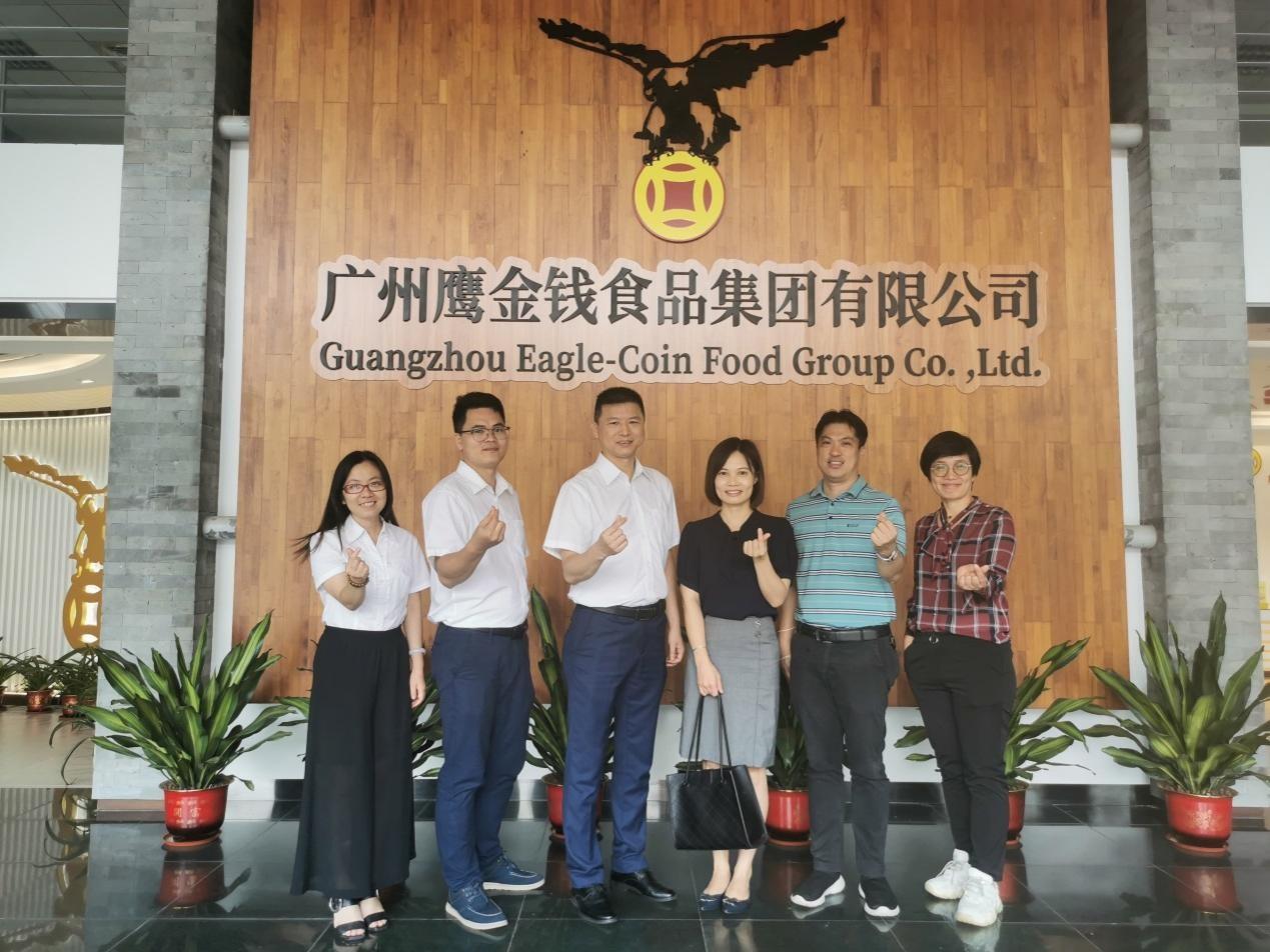 广州白云工商技师学院旅游与酒店管理系领导 到鹰金钱从化基地交流学习