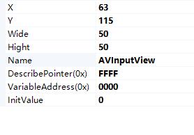 8.9 AV input display