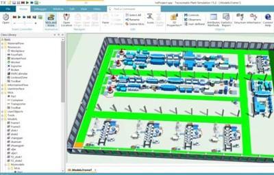 天拓分享 | 数字化工厂规划利器-PlantSimulation