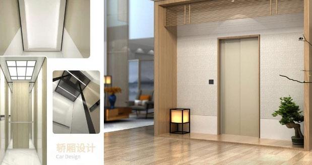 永大电梯为家庭提供舒适、高效的别墅电梯