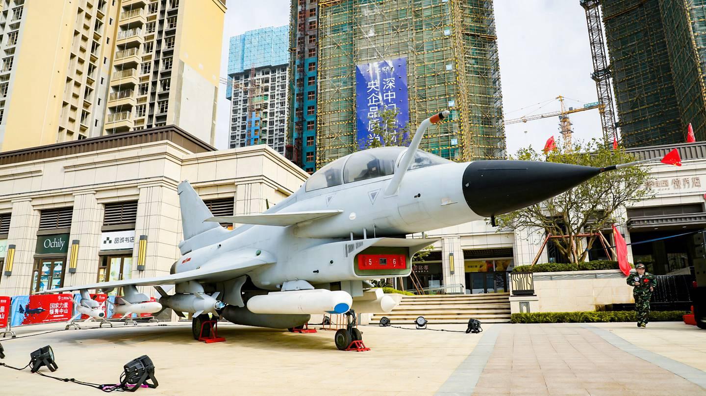 歼-10模型