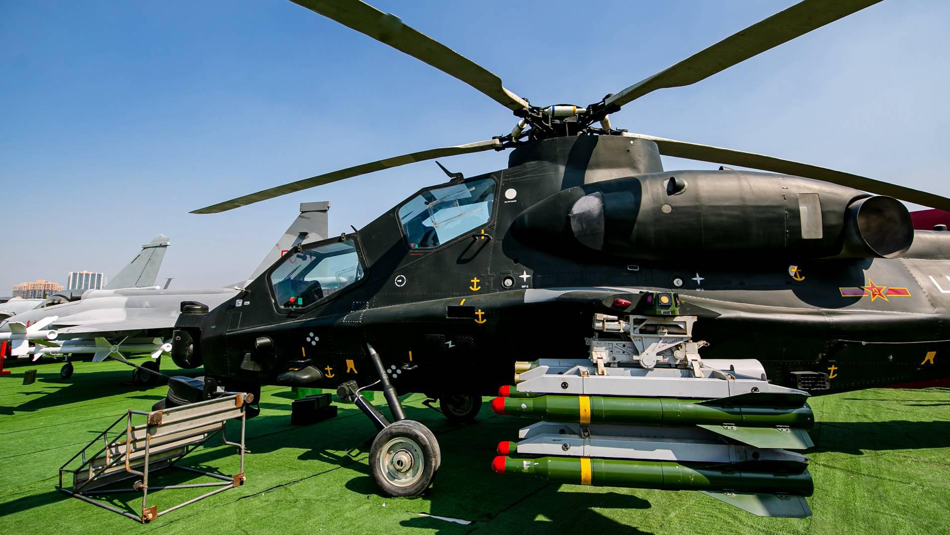 武直-10模型