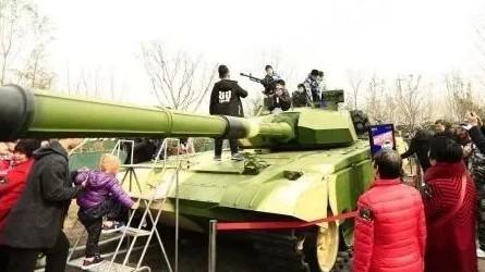 火爆全城!胶州首届国防兵器展盛大启幕