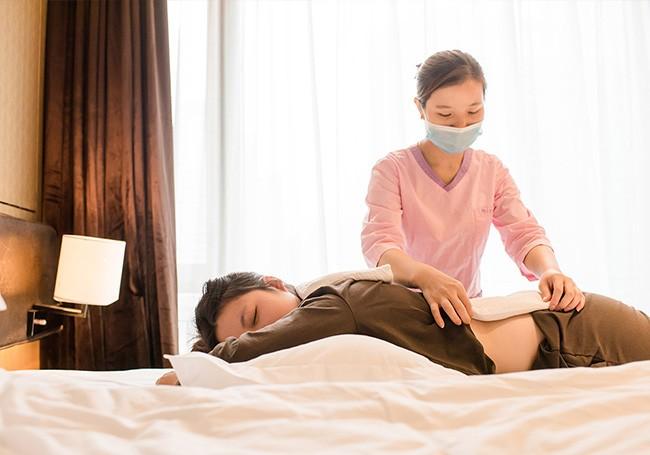 广州产后护理中心帮助产妇解决产后宫寒问题